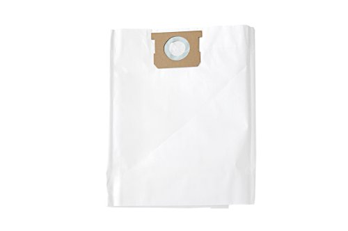 NCS Inc 90671-00 Type F 10 to 15 Gallon Replacement Wet & Dry Vacuum Bag - 3 Pack ()