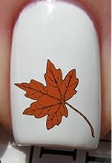 Nailart Tattoo Herbst I Amazon De Beauty