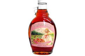 (Pioneer Valley Gourmet Strawberry Syrup)