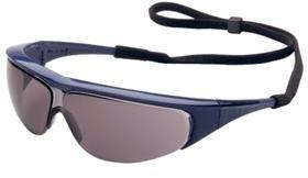 Uvex 11150353 Millennia Safety Eyewear, Black Frame, SCT-Reflect 50 Ultra-Dura Hardcoat - Black Millennia Frame