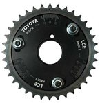 (LC Engineering 1022003 Adjustable Cam Gear Dual Row Chain 20R/22R/RE/RET)