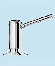 KWC Faucets Z.504.938.000 PRIMO Soap Dispenser, 3-1/4'', Chrome by KWC Faucets
