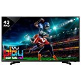 VU Technologies P LTD 109cm (43inches) LED TV 43BU113 4k Ultra