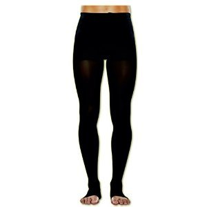 CEP Women's Recovery+Pro Compression Tights, Black, Size II by CEP Compression