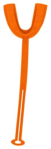 Adams USA Youth Mouthpiece - 100 Pack (Orange)