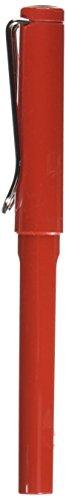 Lamy Plastic Pen - LAMY Safari Rollerball Pen Red (L316)