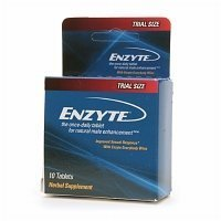 Amazon.com: Enzyte Natural Male Enhancement, Trial Size 10 tablets ...