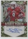 Devante Parker #/199 Devante Parker (Football Card) 2015 Panini Prizm Collegiate Draft Picks - [Base] - Camo Prizms Autographs [Autographed] #114 (Parker Autographed Card)