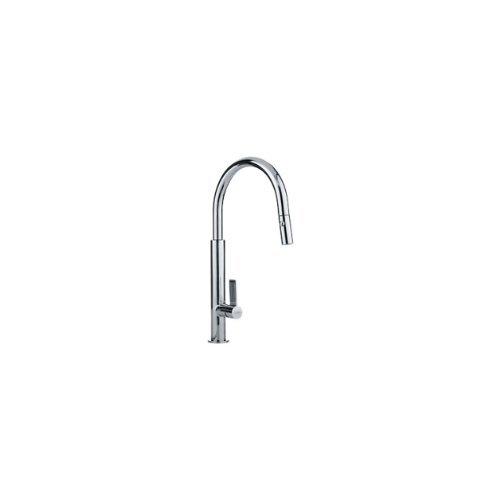 Franke Chrome Spray Faucet - 3