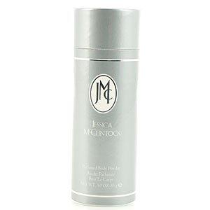 Jessica McClintock by Jessica McClintock, 3 oz Perfumed Body Powder for women.