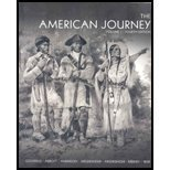 The American Journey, Goldfield, David, 0131992481