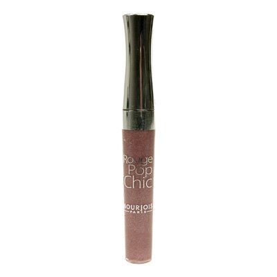 Bourjois Rouge Pop Chic Lip Gloss ( 2 Parme Polyester) by (Bourjois Rouge Pop)