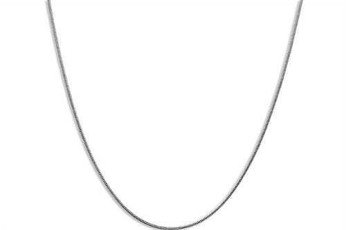 e Chain Necklace 1.5MM Size 20