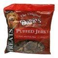 Davies Puffed Jerky Natural Dog Treat 12 X 100G Packets