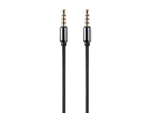 Monoprice Onyx Series Auxiliary 3.5mm TRRS Audio
