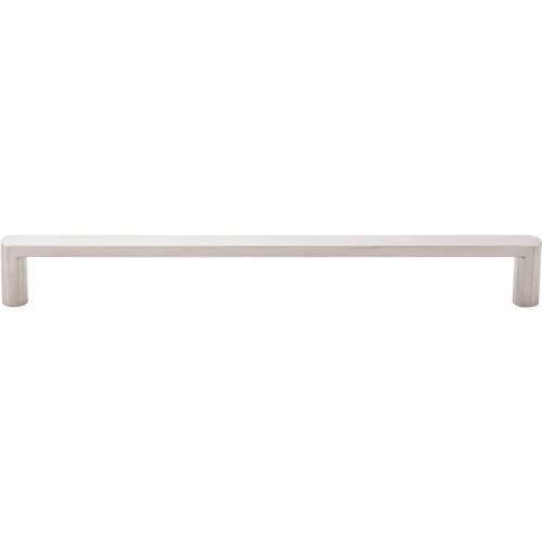 Top Knobs 8 13/16'' Center Bar Pull Finish: Brushed Stainless Steel - SS62
