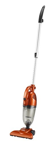VonHaus 600W 2-in-1 Corded Upright Stick & Handheld Vacuum Cleaner with HEPA Filtration - Includes Crevice Tool & Brush Accessories (Handheld Corded Vacuum Cleaner compare prices)