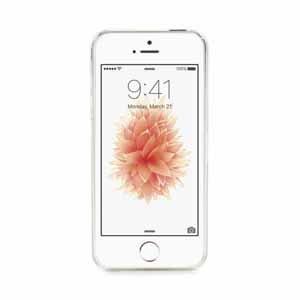 Tucano iph5seso de tr–SOTTILE–Coque en TPU pour iPhone 5/5S/SE Transparent