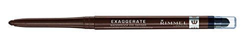 Rimmel Exaggerate Eye Definer, Waterproof, 212 Rich Brown, 0.009 Ounces