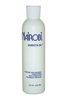 Nairobi Humecta-Sil Moisture Replenishing Unisex Conditioner, 8 Ounce (Nairobi Hair Shampoo)