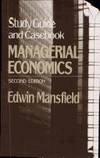Managerial Economics/Study Guide