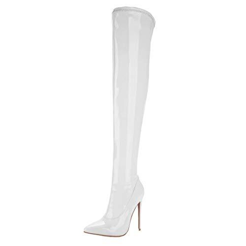 Classic AIYOUMEI Women's Boot Classic Women's Boot AIYOUMEI White White qYv4RS