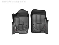 WeatherTech Custom Fit Front FloorLiner for Ford Explorer/Mercury Mountaineer (Black)