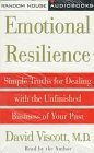 img - for Emotional Resilience: Simple Truths for Dealing with the Unfinished Business of Your Past by David Viscott M.D. (1996-07-02) book / textbook / text book