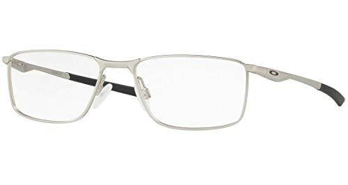 fb152004f41 Oakley OX3217-321707 Eyeglass Frame SOCKET 5.0 MATTE SILVER 53mm