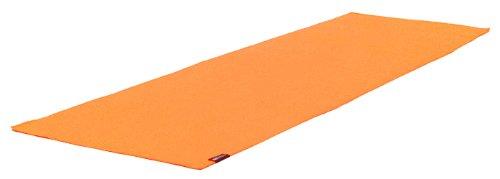 YOGISTAR Yoga towel 'Yogitowel Deluxe' orange by YOGISTAR®