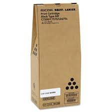Ricoh Genuine Brand Name, OEM 841288 Black Toner Cartridg...