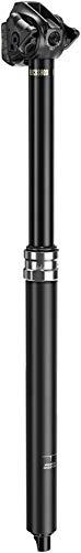 RockShox Reverb AXS Dropper Seatpost Black, 31.6x390mm/125mm Travel