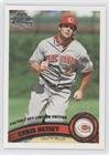 Chris Heisey (Baseball Card) 2011 Topps - [Base] - Factory Set Diamond Anniversary #336