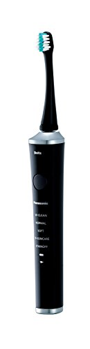 Panasonic EW-CDP52-K Electric Toothbrush Doltz (Doltz) black (Japan Domestic genuine products)