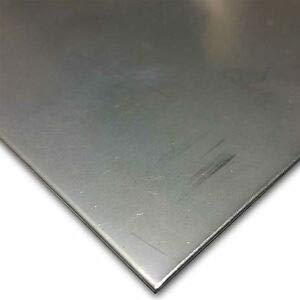 x 12 x 12-2B Finish Material May Have Surface Scratches 26 ga. JumpingBolt 304 Stainless Steel Sheet .018