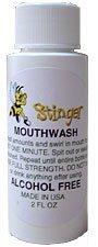 Stinger Detox Mouth Wash 2 fl oz.