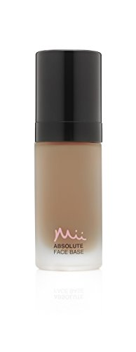 Mii Cosmetics SPF30 Absolute Face Base Foundation - 04 Utterly Warm 30ml