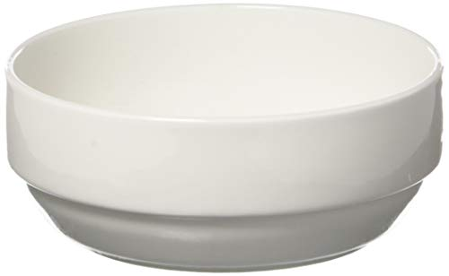 Oxford Porcelain Commerical Stackable Bowls- Set of 4