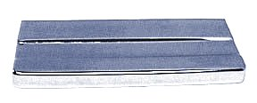 chrome car battery cover - 5