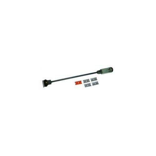 (Sg Tool Aid 87965 Extra Long Sticker Scraper I65442)