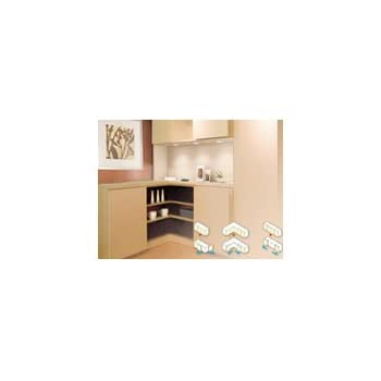 Lateral Opening Door Hinge Set Cabinet And Furniture