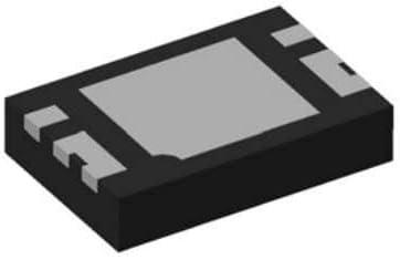 DMN2028UFU-7 MOSFET N-Ch Enh Mode FET 20Vdss 10Vgss 40A Pack of 100