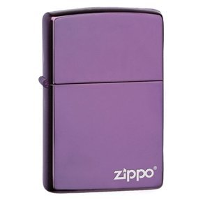 Zippo Favors (Zippo Abyss Lighter with Zippo Logo)