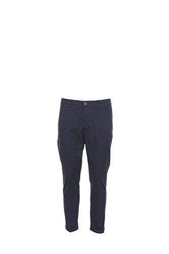 Pantalone Uomo No Lab 32 Blu Wilson Twl Td Basic Primavera Estate 2017