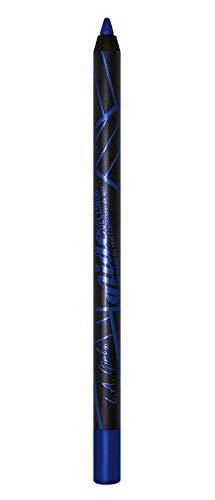 L.A. Girl Glide Gel Eyeliner Pencils, Royal Blue, 0.04 Ounce (Pack of 3)