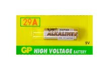 GP - A32 (29A) 9V Alkaline Batteries - Single Cell
