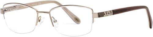 Eyeglasses EMOZIONI 4381 03YG Lgh Gold / 00 Demo Lens 00 Gold Demo Lens