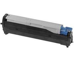 OKI 43460208 láser - negro de tambor para impresora Oki C3300 ...