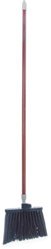Carlisle 4108301 Sparta Duo-Sweep Unflagged Angle Broom with Fiberglass Handle, 54'' Length, Brown by Carlisle (Image #7)