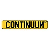 Continuum ST - Instruments - Street Sign [ Decorative Crossing Sign Wall Plaque ]